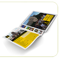 Booklets Full Color 8 Pages