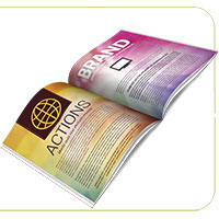 Booklets Full Color 28 Pages