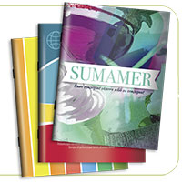 Booklets Full Color 32 Pages