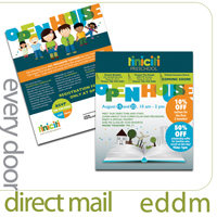 EDDM - Every Door Direct Mail