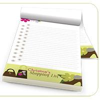 Notepads Linen 70LB