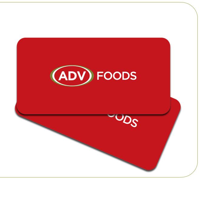 Plastic Slim Business Cards