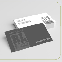 Suede (Soft Velvet Lamination) Business Cards
