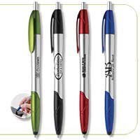 Pen - 391 Janita Chrome Stylus