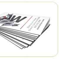 Black Edge Business Cards