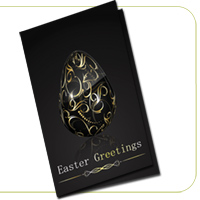 Cold Foil Greeting Cards