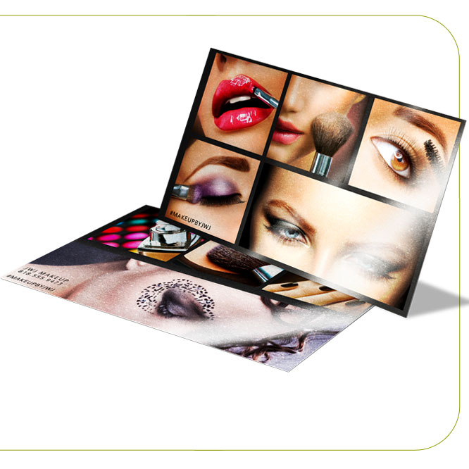 Platinum Pearl Postcards
