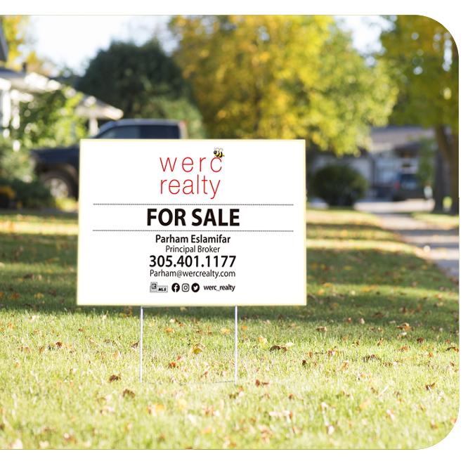 Yard Sign 002