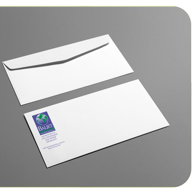 Baljet Envelope